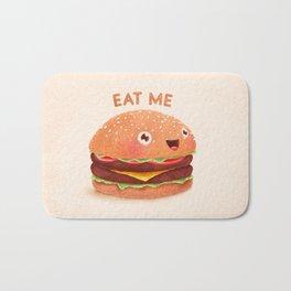 Burger Bath Mat