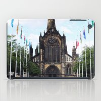 medieval iPad Cases featuring medieval glasgow by seb mcnulty