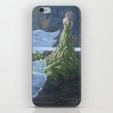 you'll catch your death iPhone & iPod Skin
