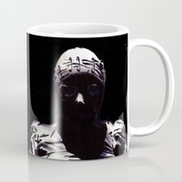 bride Mugs featuring The Bride by Zombie Rust