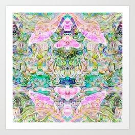 Fairy Land Art Print
