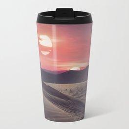 Desert Planet Travel Mug