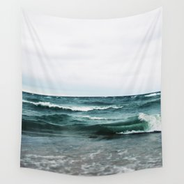 Turquoise Sea #2 Wall Tapestry