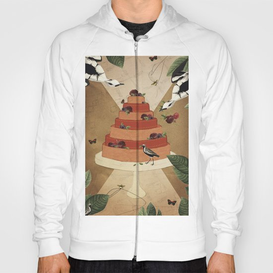 Let Them Eat Cake :: II Hoody