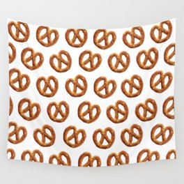 PRETZEL TIME! Wall Tapestry