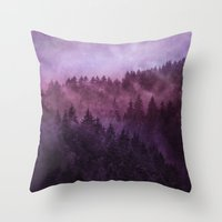 street Throw Pillows featuring Excuse me, I'm lost // Laid Back Edit by Tordis Kayma