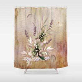 Memories of Love Shower Curtain