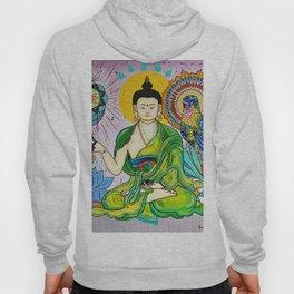 Buddha Freedom Nirvana Hoody