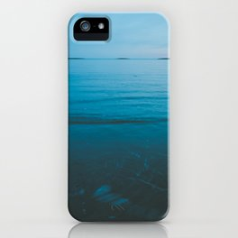 Summer of Love by the Sea II iPhone Case