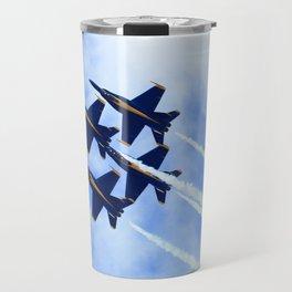 Blue Angels #s 1 2 3 4 Travel Mug