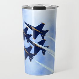 Blue Angels #s 1 2 3 4 Travel Mug