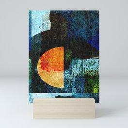 Half Moon Serenade Mini Art Print