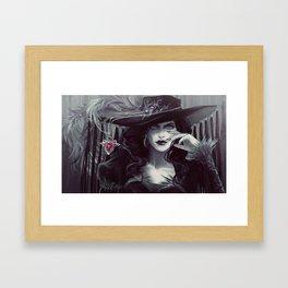 Lisa Lisa Framed Art Print