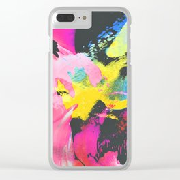 -untitled- Clear iPhone Case