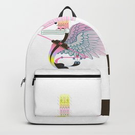 Gorgeous Heron Backpack