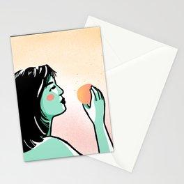 Parasite Illustration Stationery Cards