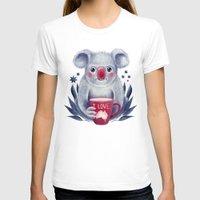 australia T-shirts featuring I♥Australia by Lime