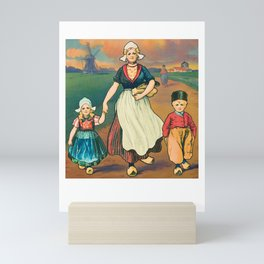 Ancestry (Holland) Mini Art Print