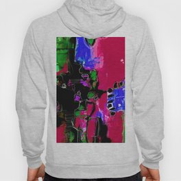 Party Time No.1h by Kathy Morton Stanion Hoody