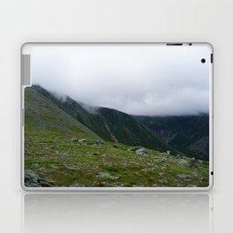 Mountain Hikes Laptop & iPad Skin