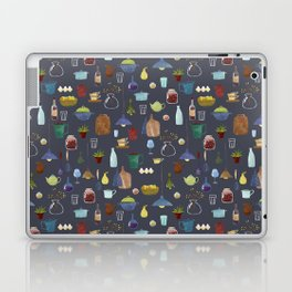 Kitchenware. Pitchers, pots, kettles and so on. Laptop & iPad Skin