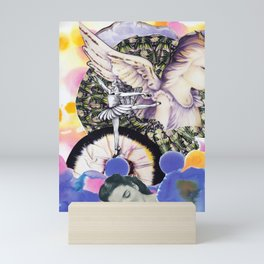 Please Angel Mini Art Print