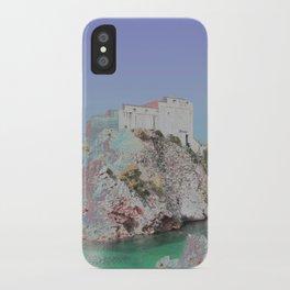 Chromscape 42 Dubrovnik iPhone Case