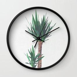 Yucca II Wall Clock