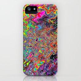 Alien Dubstep iPhone Case