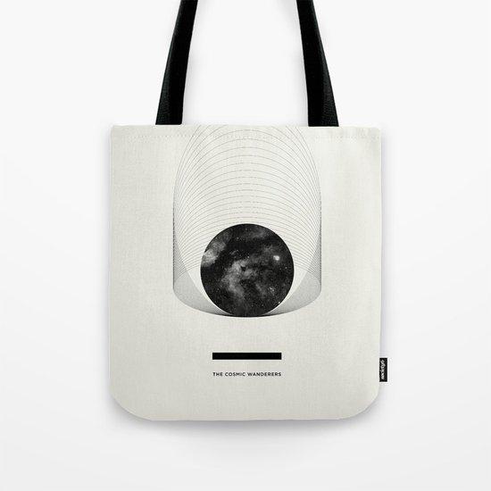 THE COSMIC WANDERERS Tote Bag