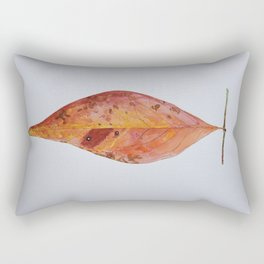 Sedum Aizoon - 10 Nov Rectangular Pillow