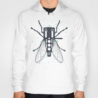 deadmau5 Hoodies featuring Cartridgebug by Sitchko Igor