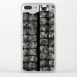 Steptoe And Son Clear iPhone Case