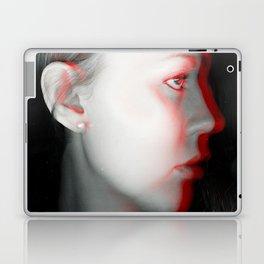 beautiful woman Laptop & iPad Skin