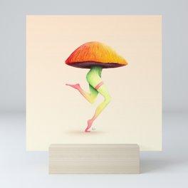 Mush Mini Art Print