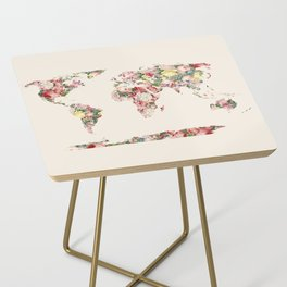 Beautiful World Side Table