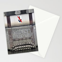 Don't Drop Anchor Here Stationery Cards