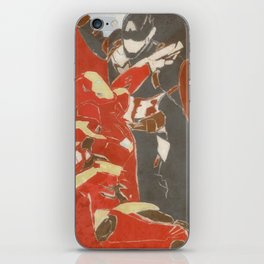 Civil War iPhone Skin
