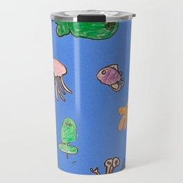 Under the Sea by Brody Travel Mug