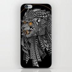 Barbarian Lion iPhone & iPod Skin