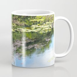 Reflections in a Pond Coffee Mug