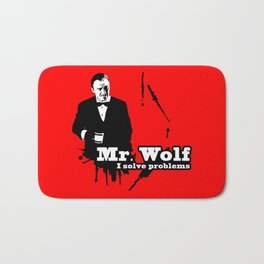 Mr. Wolf Bath Mat