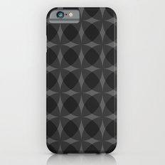 denuti (black) iPhone 6s Slim Case