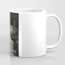 Sunset over Vernazza, Italy Coffee Mug