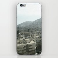 palestine iPhone & iPod Skins featuring Nablus Palestine by Sanchez Grande