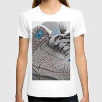 air jordan T-shirts featuring Air Jordan Retro 3 GS by TJAguilar Photos