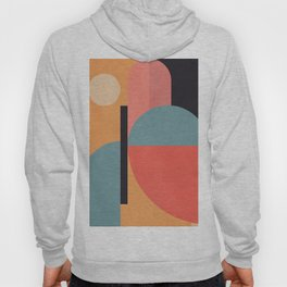 Geometric Shapes 73 Hoody