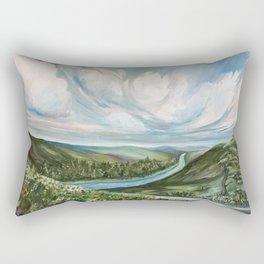 Tennessee River Rectangular Pillow
