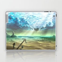 below sky level Laptop & iPad Skin