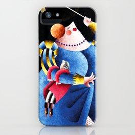 Newton iPhone Case